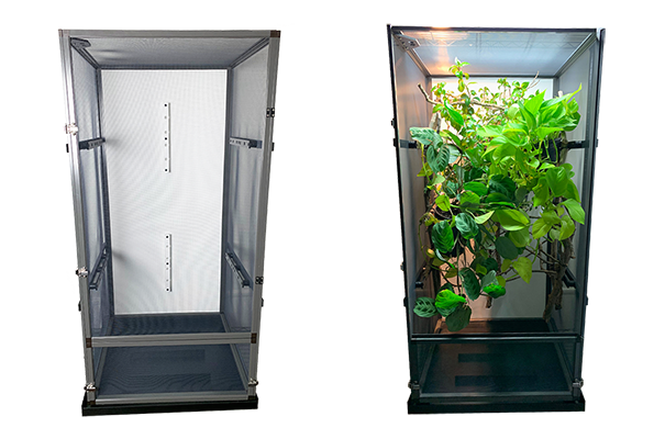 Tall Screen Cage System