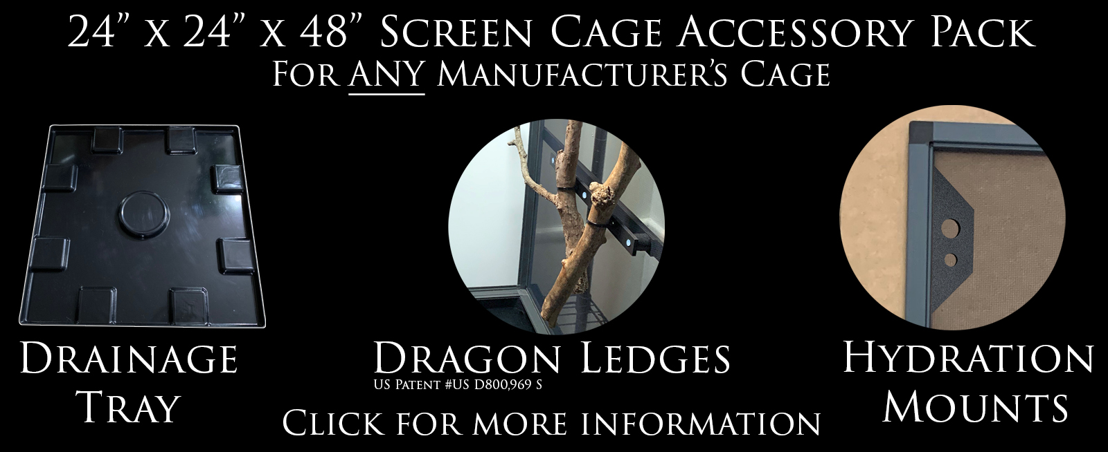 24in Accessory bundle