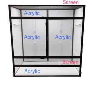 Large Hybrid Atrium panels
