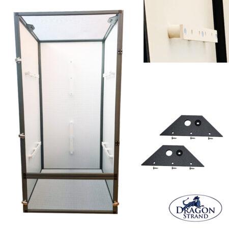 Tall Hybrid Cage