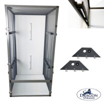 Tall Screen Cage
