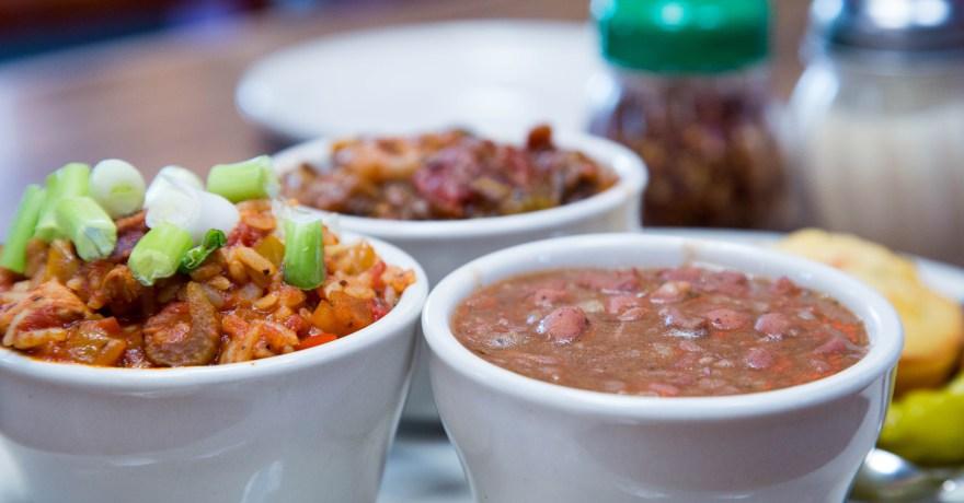1860 Saloon's Cajun and Creole Food