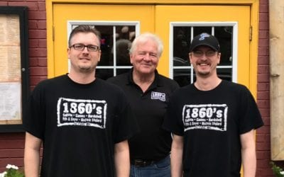 1860's is celebrating over 35 years of serving in Soulard