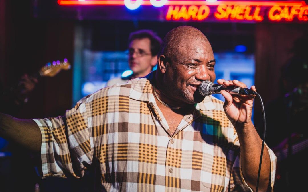 Music: Gene Jackson, 2-6 pm, no cover
