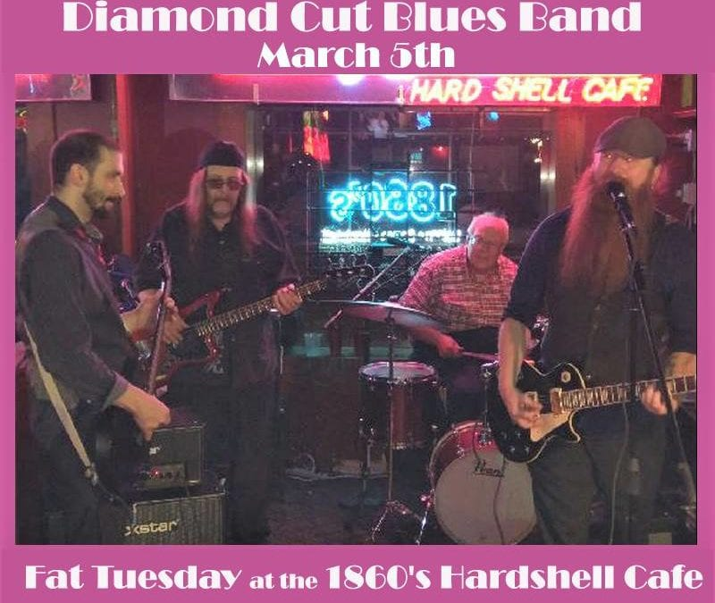 Fat Tuesday – live music no cover!