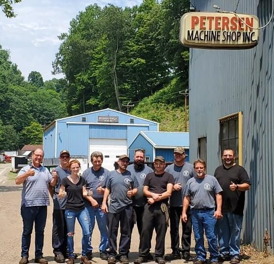 petersen metals team