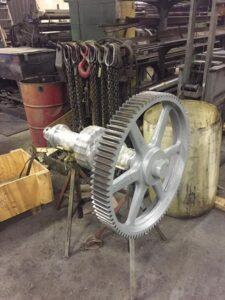 custom crane wheels pennsylvania