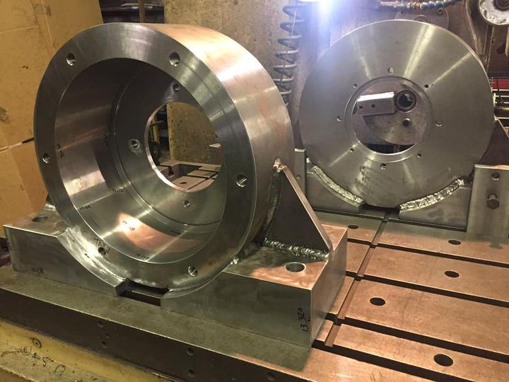 custom bearing houses machine shop pennsylvania