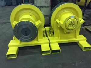 custom created crane wheels pennsylvania