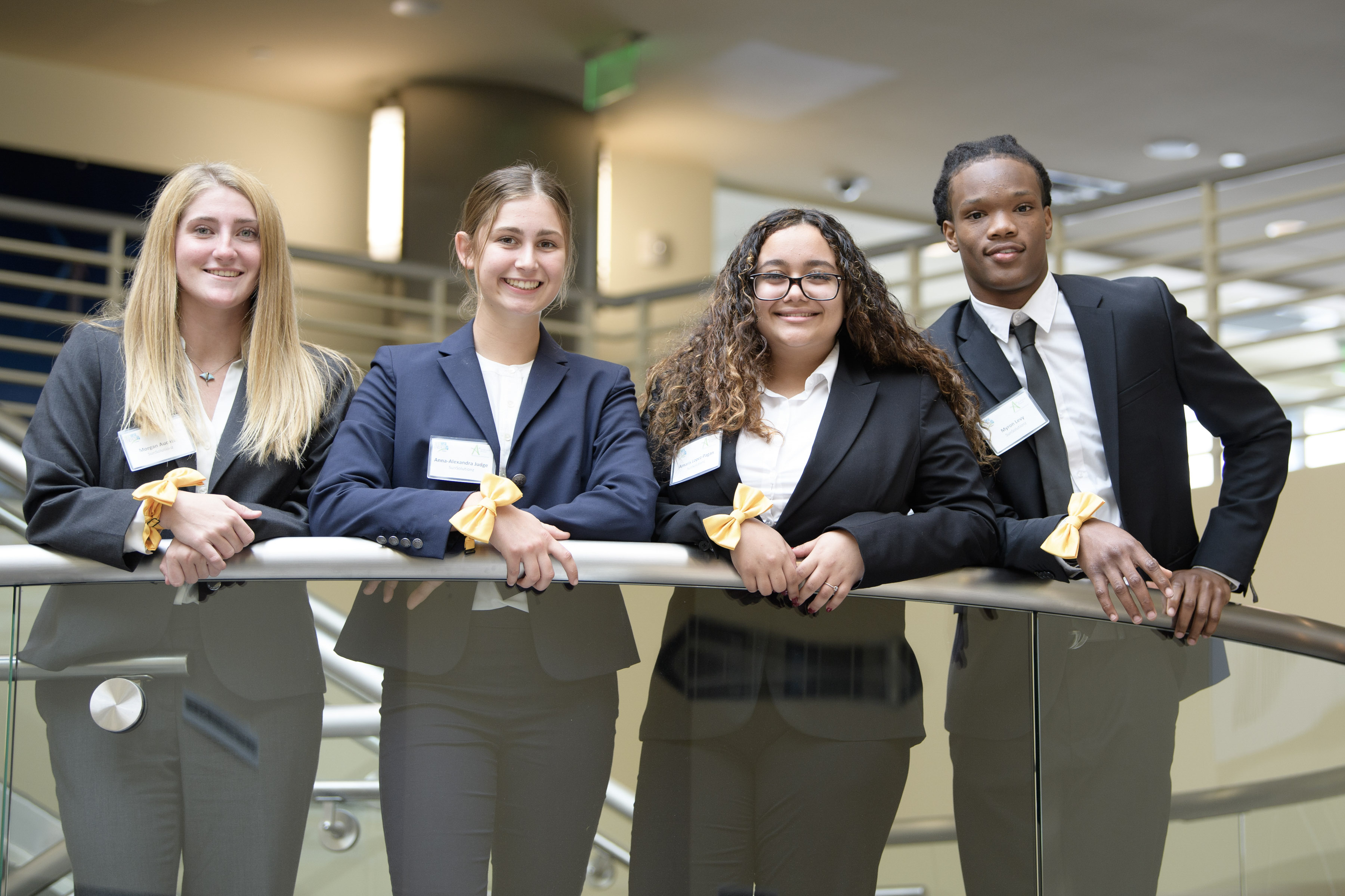 Dwyer Academy of Finance Students Win FPL/NextEra Solar Farm Feasibility Competition!