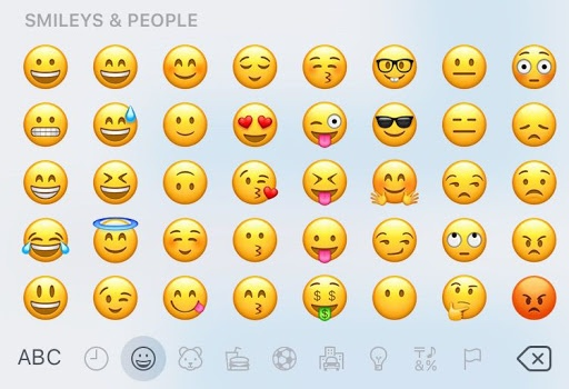 Use emoji on your iPhone, iPad, and iPod touch