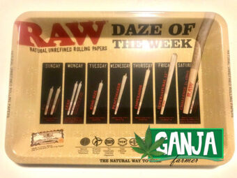Raw Rolling Tray – High Quality , Durable , Animated