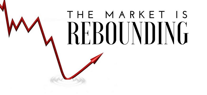 The Market is Rebounding