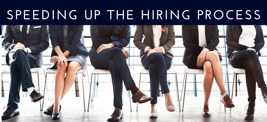 Speeding Up the Hiring Process