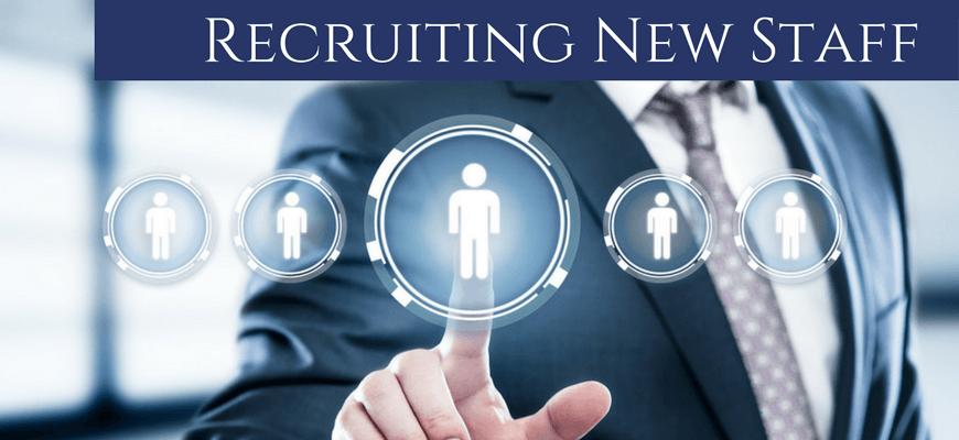 Recruiting New Staff