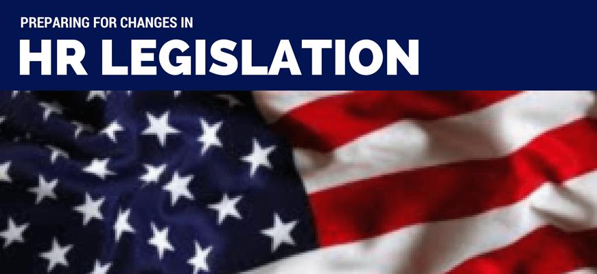 HR Legislation 2017