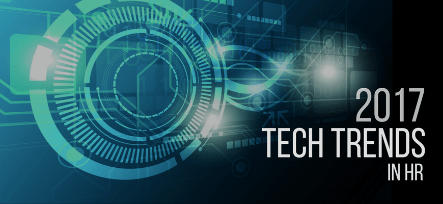 2017 HR Tech Trends
