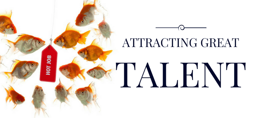 Attracting Great Talent