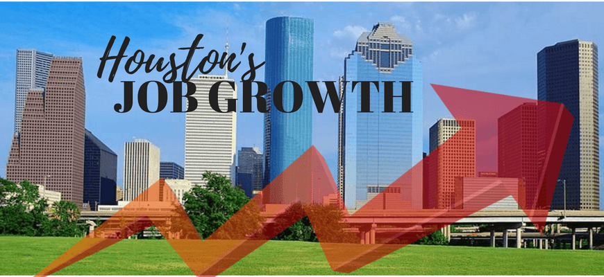 Houston Job Growth