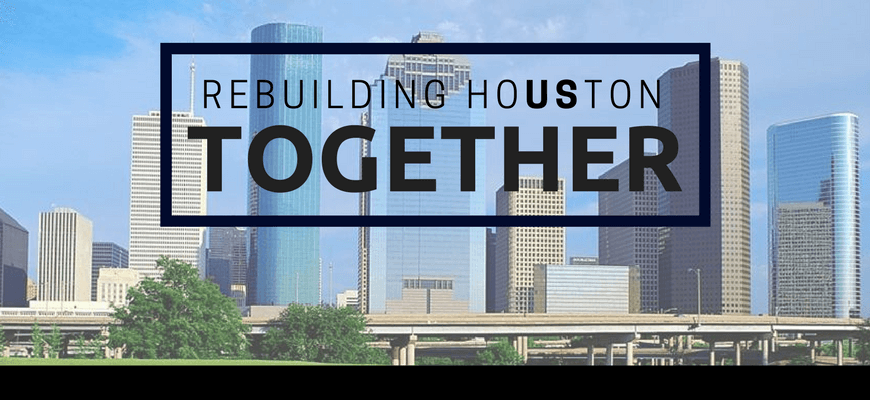 Disaster Assistance following Hurricane Harvey