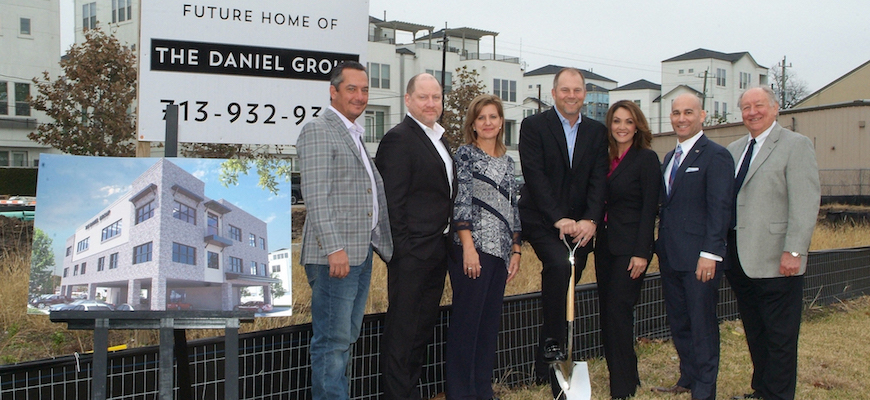 The Daniel Group Breaks Ground on New Office Site