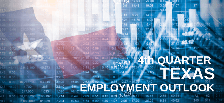 4th Quarter 2018 Job Market Outlook