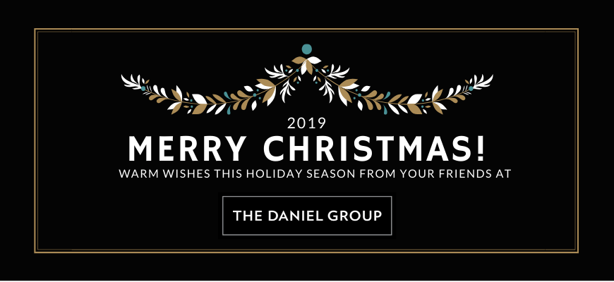 Merry Christmas from The Daniel Group