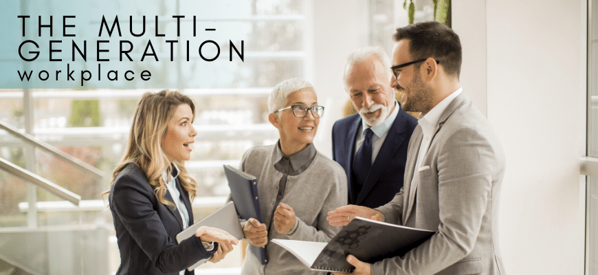 The Multi-Generation Workplace