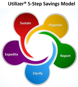 Utilizer 5-Step Savings Model