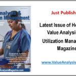 value analysis and utilization management magazine