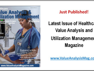 value analysis and utilization management magazine