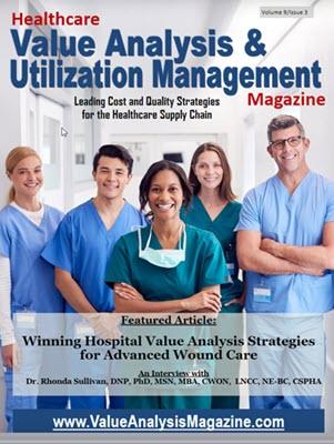 Healthcare Value Analysis & Utilization Management Mag