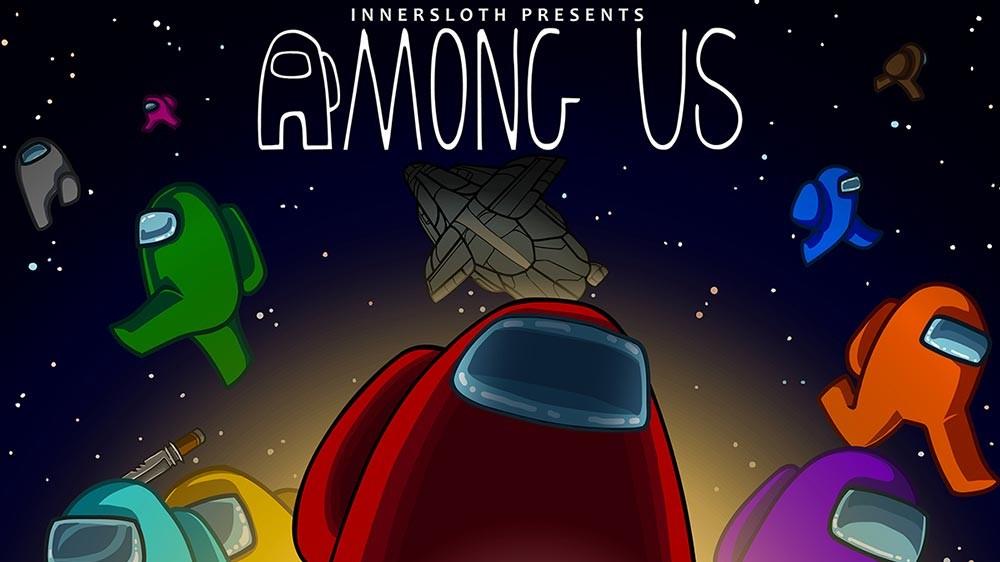 Among Us logo