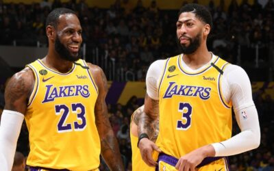 Lakers Split First Two Games of NBA Restart
