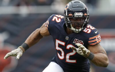 5 Reasons The Chicago Bears Will Get Back To The Playoffs In 2020