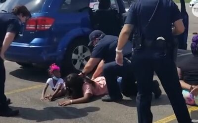 Aurora police temporarily arrest Black family after stupidly mistaking their car as stolen