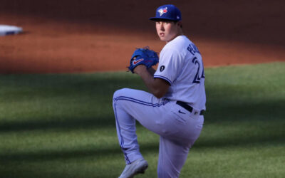 Is Nate Pearson the Blue Jays next ace?