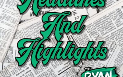 Headlines and Highlights- August 30th, 2020