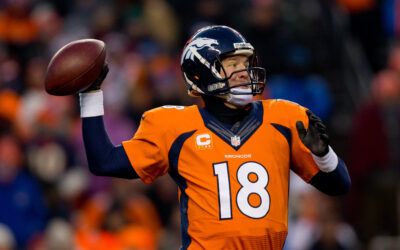 Top 10 Broncos Offensive Players From 2000-Present