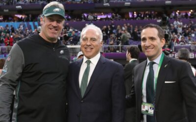 Howie Roseman and Doug Pederson On The HOT Seat in Philadelphia