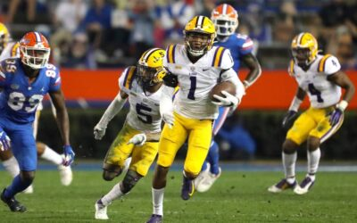 LSU's Upset Victory Shakes Up The CFP