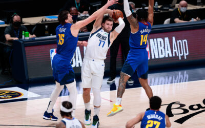 Jokic And Doncic Duel As Mavericks Secure Overtime Win