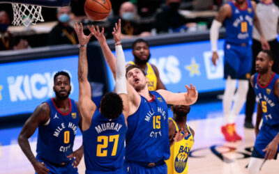 Nuggets Top Curry And Warriors To Get To .500 On Season