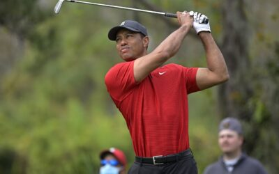 Tiger Woods involved in major car accident this morning in Los Angeles