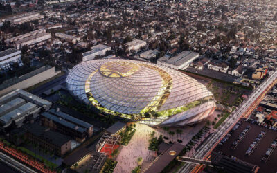 Clippers officially name their new Inglewood arena
