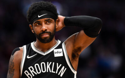 Brooklyn Nets announce Kyrie Irving will not play