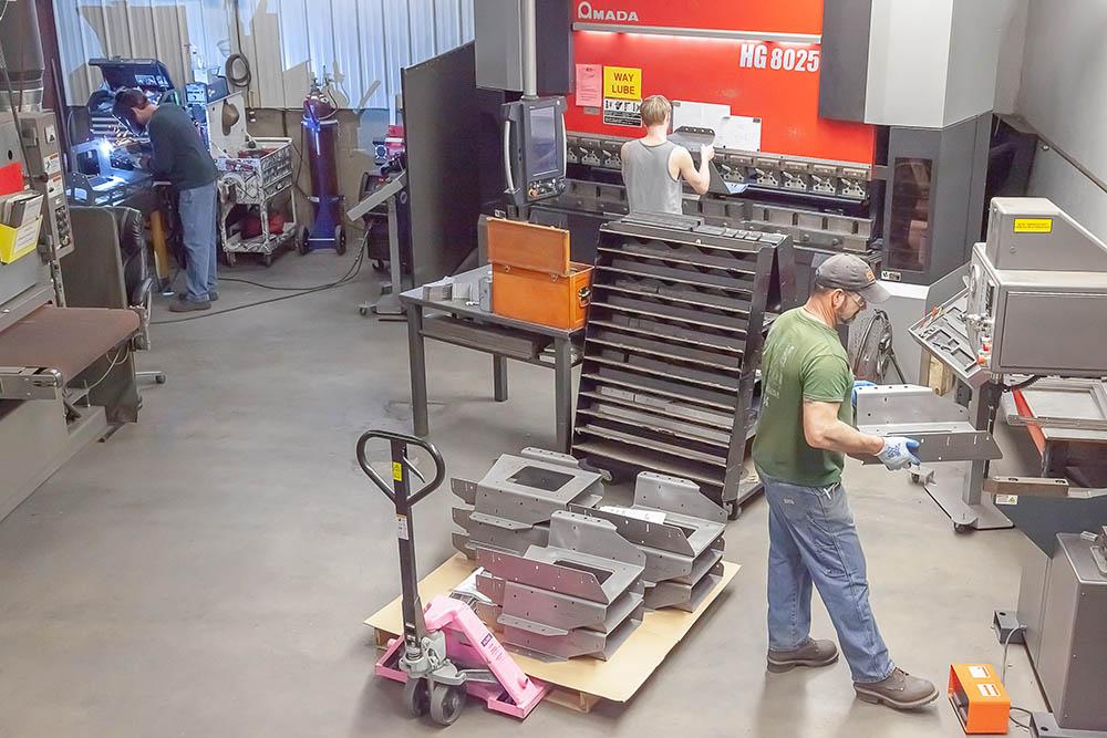 prototek manufactures meter rise ventilator shop