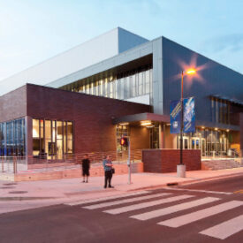 NAU Center for Aquatics & Tennis