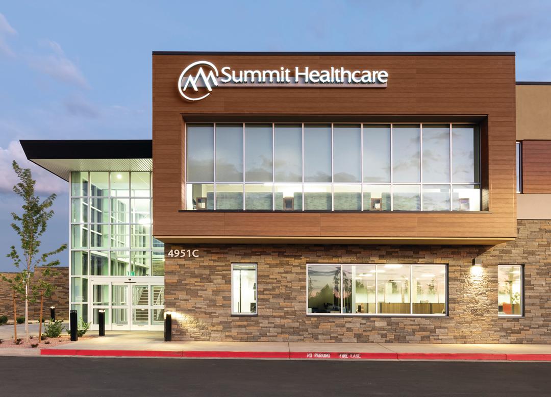 NexCore Summit Healthcare Regional Medical Center Outpatient Pavilion