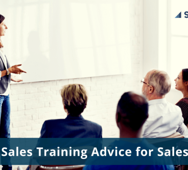 sales leader training